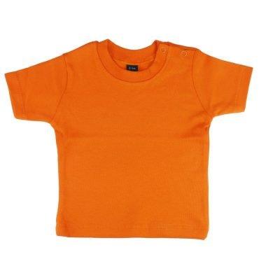 Oranje t-shirt