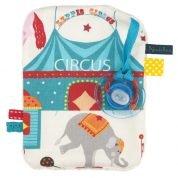 Knuffeldoekje met circus artiesten - Circus