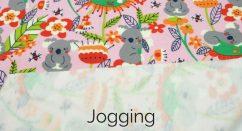 Wat is het verschil tussen tricotstof en joggingstof? Is het dun of dik?