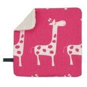 Monddoekje met giraffen – Spuugdoekje Joyful Giraffes