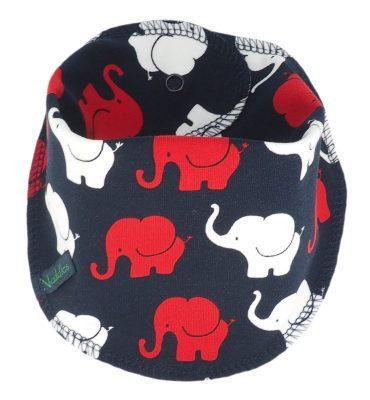 Sjaaltje met olifanten