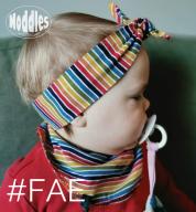 Hoofdbandje met strepen - haarbandjes