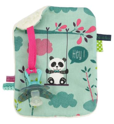 Knuffeldoekje met panda's