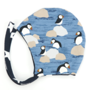 Muts met papegaaiduikers - Puffin Party