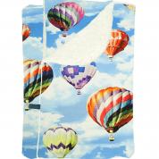 Wiegdeken met luchtballonnen