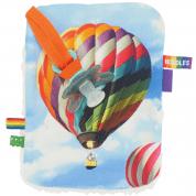 Speendoekje met luchtballonnen – High in the Sky