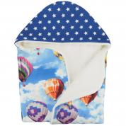 Badcape met luchtballonnen – High in the Sky