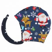Muts met kerstman - Dear Santa